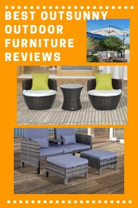 Best Outsunny outdoor Furniture Reviews