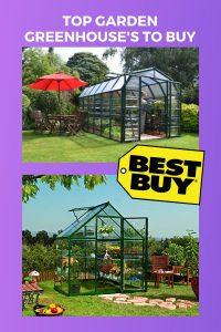 Top garden greenhouse's to buy